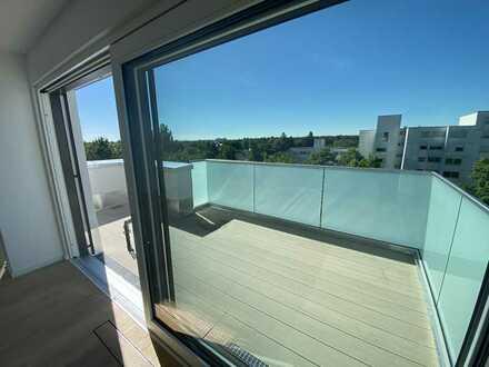 Sie suchen das Besondere? Fünf-Zimmer-Penthouse in München-Hadern