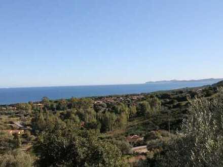 Bewilligtes Projekt mit atemberaubendem Meeresblick insgesamt stehen 8 Grundstücke zum Verkauf