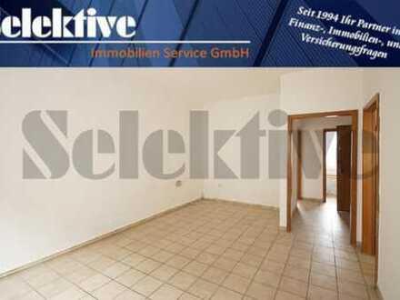 Du-Dellviertel: 2-Zimmer Wohnung mit neuem Bad, Ideal für Pendler