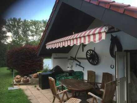freistehendes Einfamilienhaus mit parkähnlichem Grundstück zur MIETE
