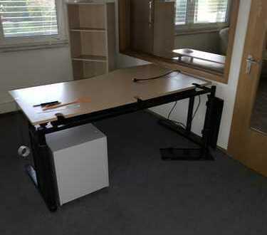 Provisionfrei!!! Möblierte Bürofläche mit Lagerhalle (optional)