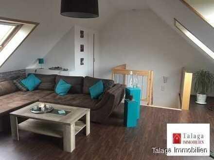 !!! Helle, freundliche Maisonette Wohnung - komplett modernisiert - wartet auf Sie !!!