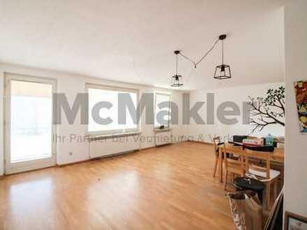 Ihr neues Familiendomizil - Geräumige 4-Zi.-Wohnung mit Balkon in Bielefeld-Mitte