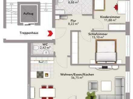 Neubau! Modernes Wohnen mit Panoramablick!