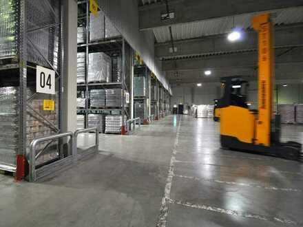 Lager-/Produktionshalle mit Büro in Münster Süd