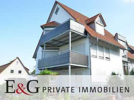 Gepflegtes Dreifamilienhaus in schöner Wohnlage von Grafenau-Döffingen