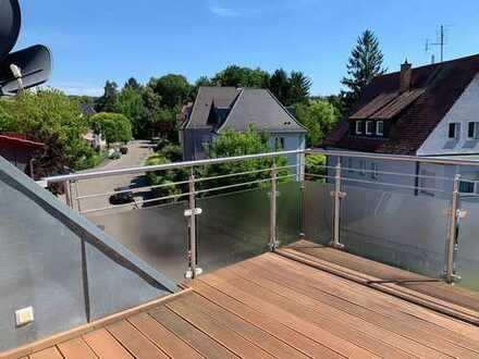 Freistehendes Mehrfamilienhaus direkt am Pfühlpark - Heilbronn-Ost
