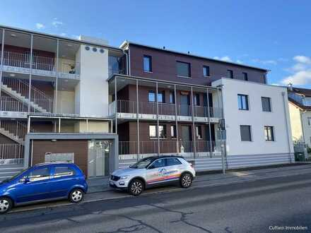 128 m2 auf einer Ebene: Moderne 4-Zimmer-Penthouse-ETW mit 3 TG-Stellplätzen!