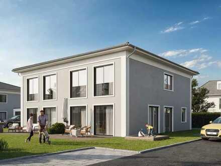 Neubau Doppelhaushälften zu vermieten