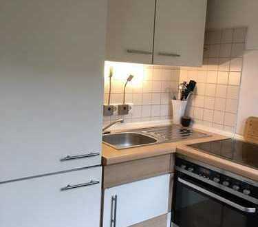 Schöne 3 Zimmer Wohnung mit EBK in Bad Ems direkt am Kurpark mit tollen Ausblick 