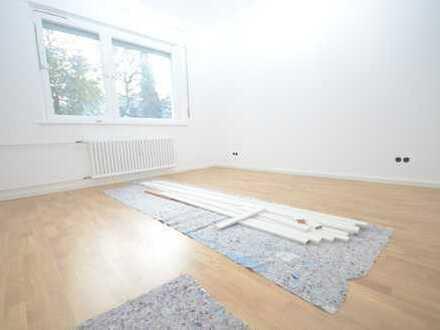 Erstbezug in eine 2 Zimmer Wohnung mit Balkon fußläufig zum Wannsee