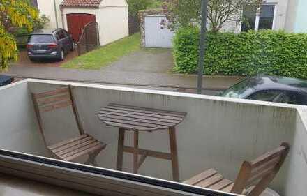 Helle, modernisierte 1-Zimmer-Wohnung mit Balkon und Einbauküche in bester Lage Bremens