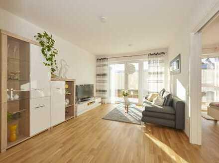 2-Zimmer-Wohnung mit Terrasse im Betreuten Wohnen