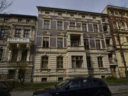 Vermietete Dreizimmereigentumswohnung in der Clara-Zetkin-Str. 17 zu verkaufen