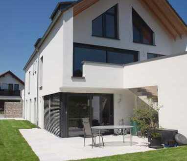 Neubauwohnung mit Garten: moderne 4-5-Zimmer-Wohnung in Korntal-Münchingen, barrierefrei