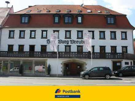 renditestarkes Mehrfamilienhaus - am Marktplatz