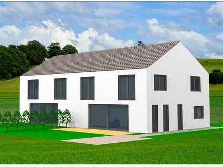 Neubau DHH in Ohnastetten mit viel Platz für Ihre Familie