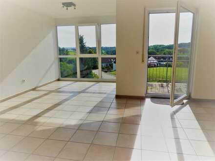 Kusterdingen: hochwertige 2-Zimmer-Wohnung mit Panoramablick
