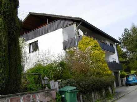Gepflegte 3-Zimmer-Wohnung mit Balkon und EBK in Wilhelmsfeld