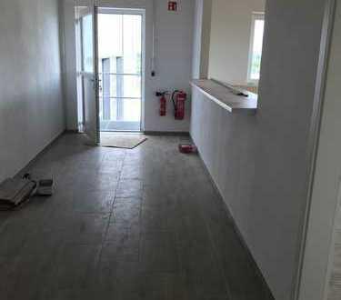 Außen Hof-/ Stellfläche mit Büroräume als Erstbezug ab sofort zu vermieten