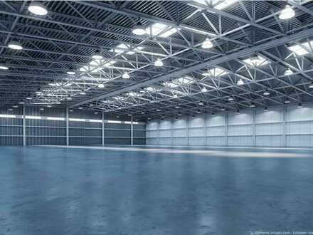 """""""BAUMÜLLER & CO."""" - ca. 7.300 m² - NEUBAU - Logistikimmobilie"""