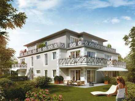 Schönes Obermenzing: 3 Zimmer-Gartenwohnung + Souterrain in 8-Familienhaus