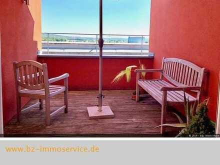 Moderne Penthouse Wohnung in historischem Ambiente mit Blick in die Fränkische Schweiz