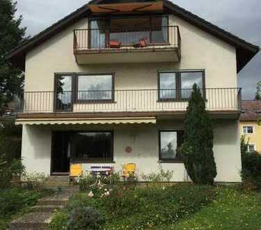 Ruhige Ortsrandlage mit Schwarzwaldblick in Freiburg-Süd