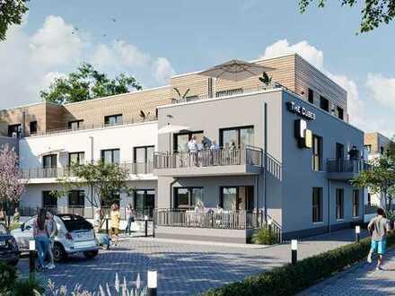 Modern. Hell. Freundlich. Schöne 2-Zimmer-Wohnung mit EBK und Balkon in der Bonner Innenstadt