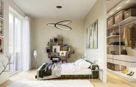 TYP DURCHBLICK - Großzügiges 2-Zimmer-Apartment