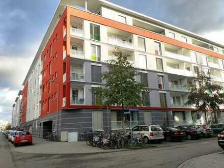 Kapitalanlage CITY-PARK Karlsruhe - 3 Zimmer ETW im 2. OG mit Balkon und TG Stellplatz