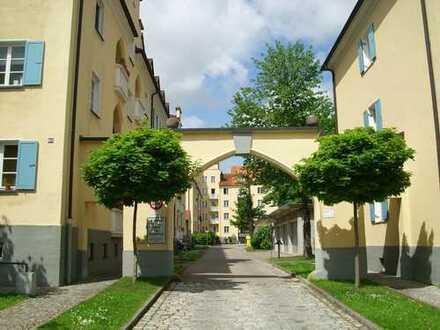 Wohnen im Baudenkmal, 2 Zimmerwohnung