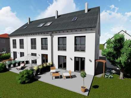 """Unser Reiheneckhaus """"Style 122"""" auf einem herrlichen Grundstück in Dasing!!!!"""