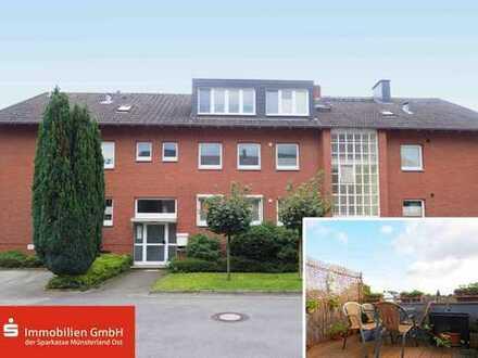 Zentrale Wohnung in MS-Hiltrup zur Kapitalanlage