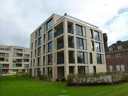 Stadtwerder: Zwei-Zimmer-Wohnung mit Terrasse nahe der Innenstadt