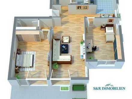 *S&R* Moderne Wohnung mit Terrasse