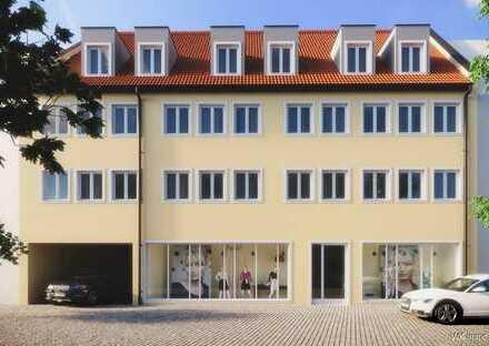 Gemütliche Dachgeschosswohnung
