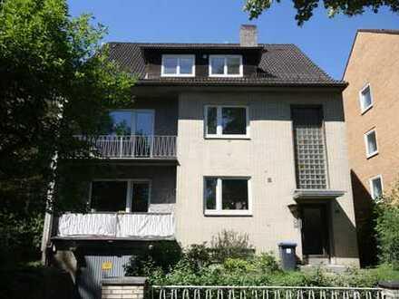 3 1/2 - Zimmer-Maisonettewohnung in Hamburg-Hamm-Nord