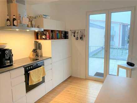 Wunderschöne Maisonette-Wohnung mit großer Dachterrasse