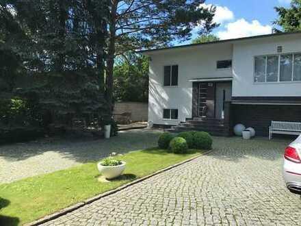 Schönes Haus am See, (vollmöbliert bei Bedarf), mit großem Gartengrundstück