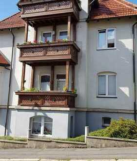 Gemütliche Erdgeschoßwohnung mit separatem Eingang in Meiningen Ost