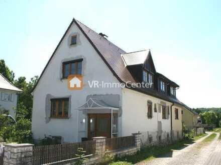 Zweifamilienhaus in Dietenheim mit Ausbaureserve im Dachgeschoss