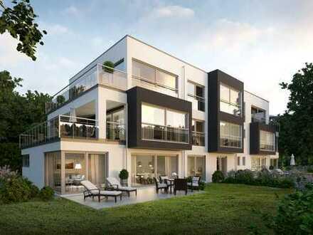 Lichtdurchfluteter Familientraum am Stadtwald- Großzügige 5-Zimmer-Wohnung mit 2 Bädern und Terrasse