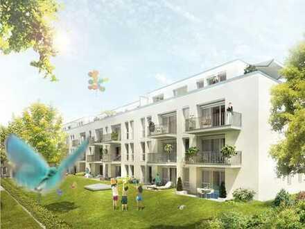 Wohnung in Olching - topmoderne 72qm - incl. Küche, incl. TG