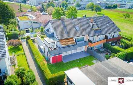 aufgeteiltes 3 Familienhaus in einer Spielstraße und am Ortsrand von Waiblingen- Hohnacker