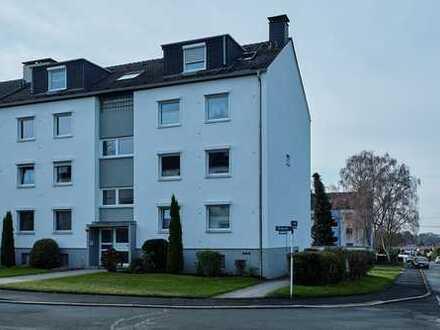 Gepflegte 2-Zimmer-DG-Wohnung mit Balkon und Garage in Dortmund-Wellinghofen