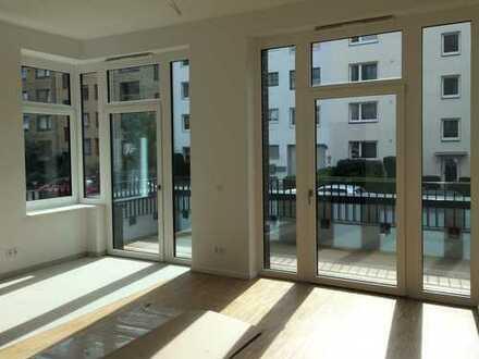Erstbezug! Helle 3-Zimmer-Wohnung mit Balkon und Terrasse. Barrierefrei.