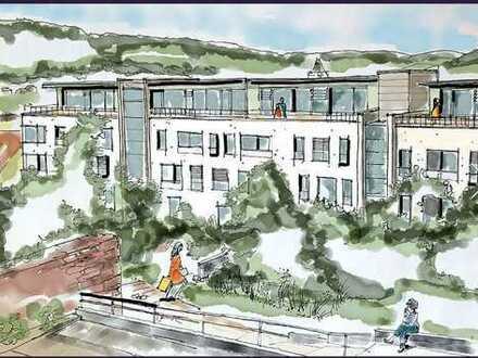 2-Zi.Wohnung in Best-Lage von Miltenberg (Loggia, EBK, Luxusausstattung)