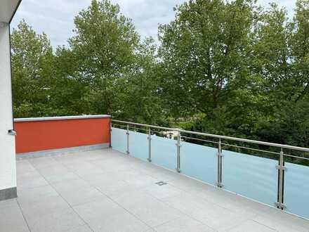 Penthousewohnung mit 30 qm Dachterrasse