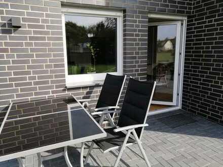 3 Zimmer Erdgeschosswohnung mit Gartenanteil!